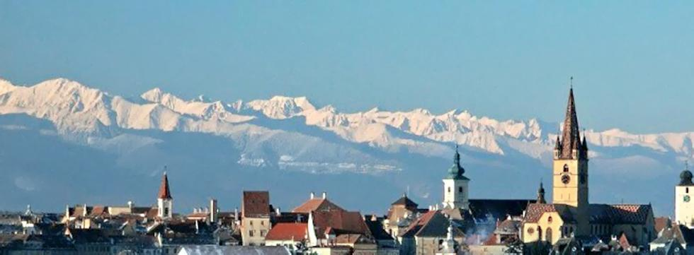 SIBIU and the surrounding region